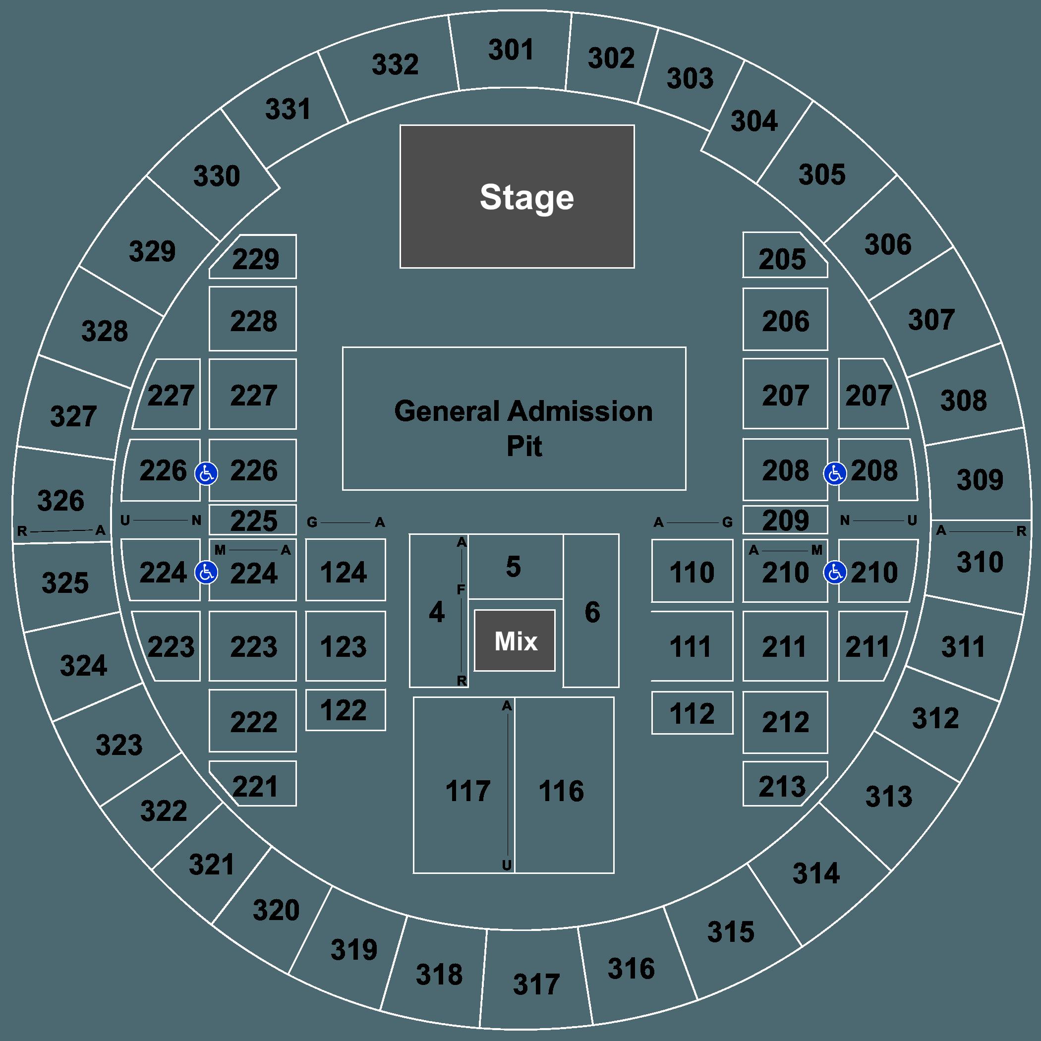 Godsmack Halestorm Tickets Sat Sep 21 2019 700 Pm At