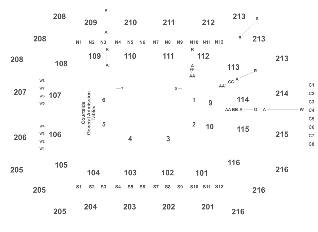 Chicago Sky Vs Seattle Storm Tickets  ETC - Chicago map rosemont