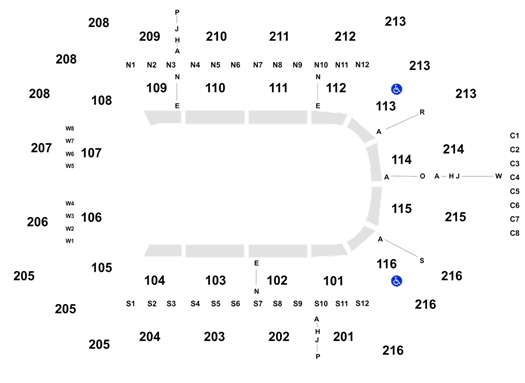 Monster Jam Triple Threat Series Tickets - 9/29/2019 ... on sprint arena seating map, us bank arena seating map, stockton arena seating map, jacksonville veterans memorial arena seating map, john paul jones arena seating map, gila river arena seating map, ralph wilson stadium seating map, staples center seating map, all state arena seat map, the forum seating map, royal farms arena seating map, chicagoland speedway seating map, mckenzie arena seating map, nrg arena seating map, santander arena seating map, thompson boling arena seating map, san diego sports arena seating map, amalie arena seating map, allen event center seating map, nmsu pan american center seating map,