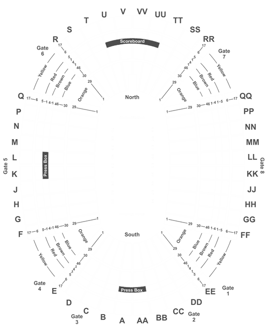 Preseason: Los Angeles Rams vs  Dallas Cowboys Tickets | Aloha