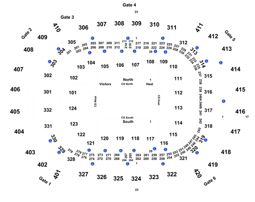 detroit pistons at americanairlines arena on 03132019 700pm tickets seating chart parking