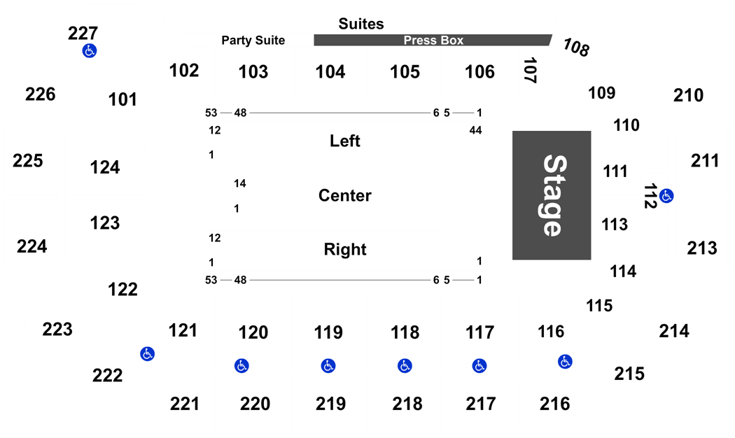 Chicago The Band Tickets At Amsoil Arena Wed May 15 2019