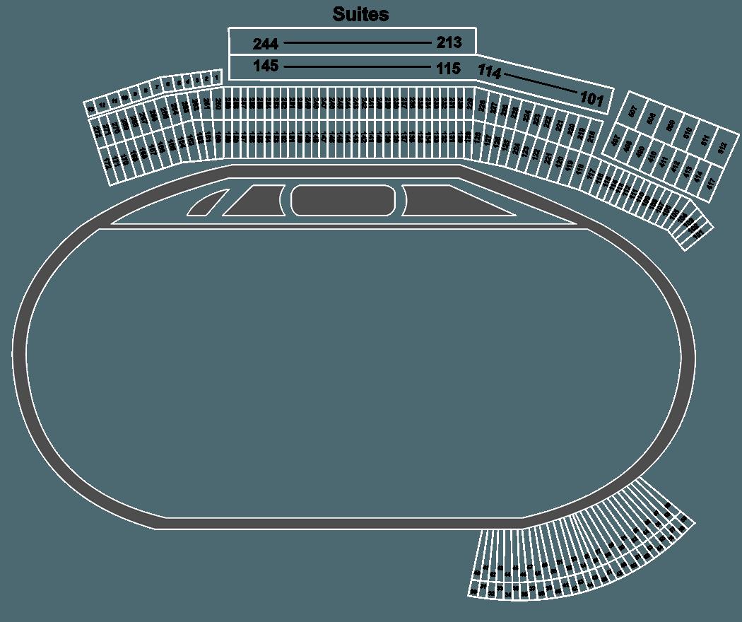 Monster Energy NASCAR Cup Series: Folds Of Honor Quiktrip 500 ...