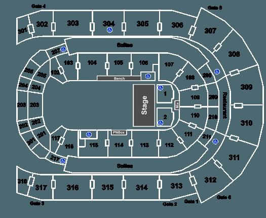 Brit Floyd Tickets Wed Apr 9 2070 Tba At Budweiser Gardens In London On Ca