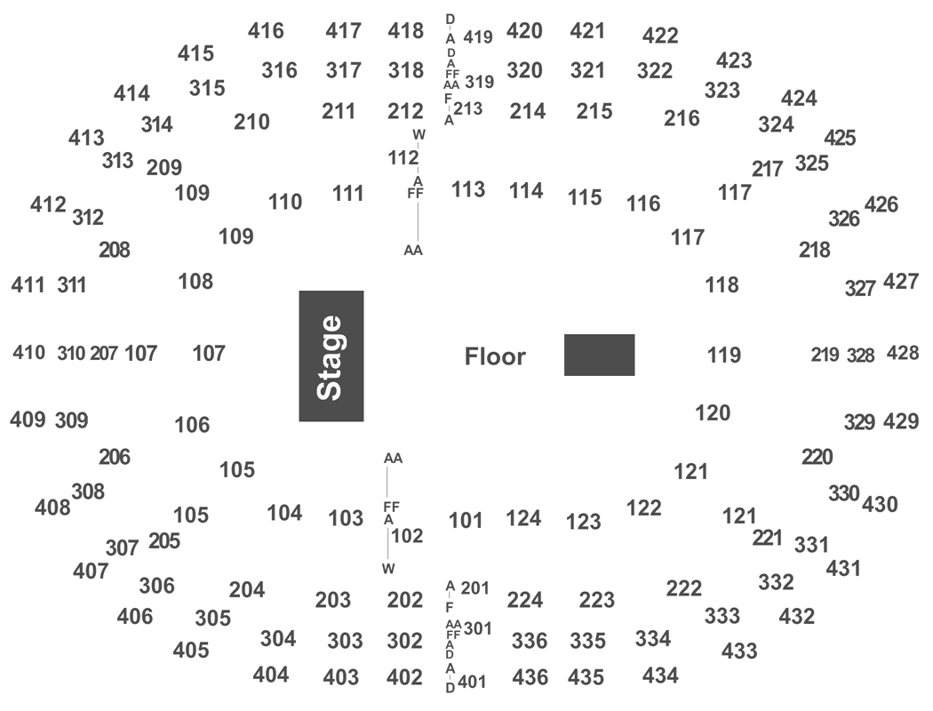 Phil Collins Montreal Tickets October 16 2018