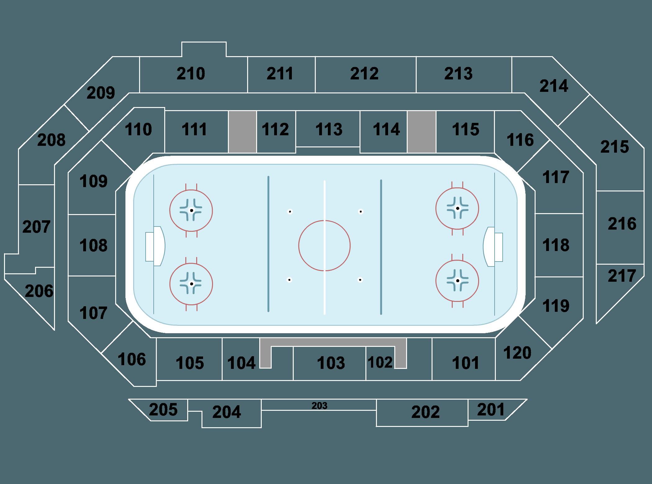 Idaho Steelheads Vs Wichita Thunder Tickets At Centurylink Arena