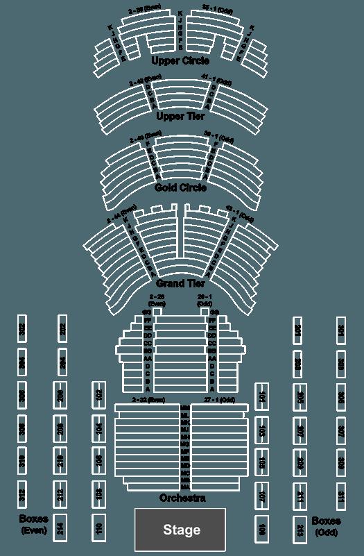 Yanni, Cerritos Center, 4 October 2019