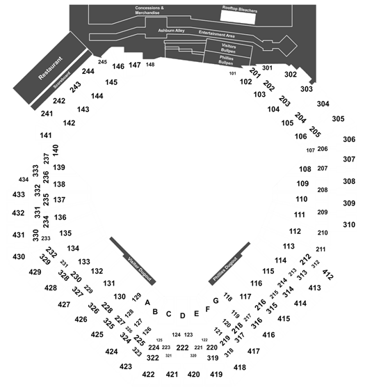 Philadelphia Phillies vs  Chicago Cubs Tickets at Citizens