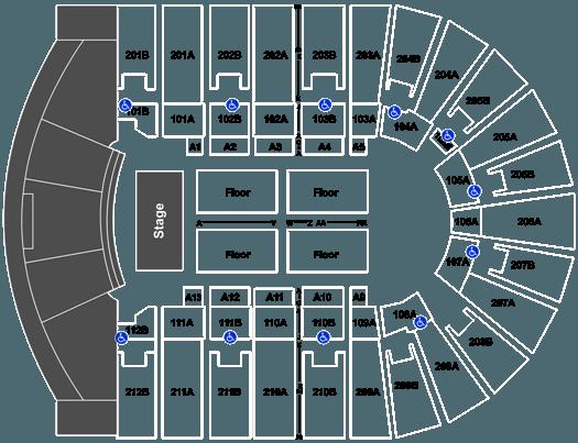 Alabama Columbus Civic Center 18 September 2020