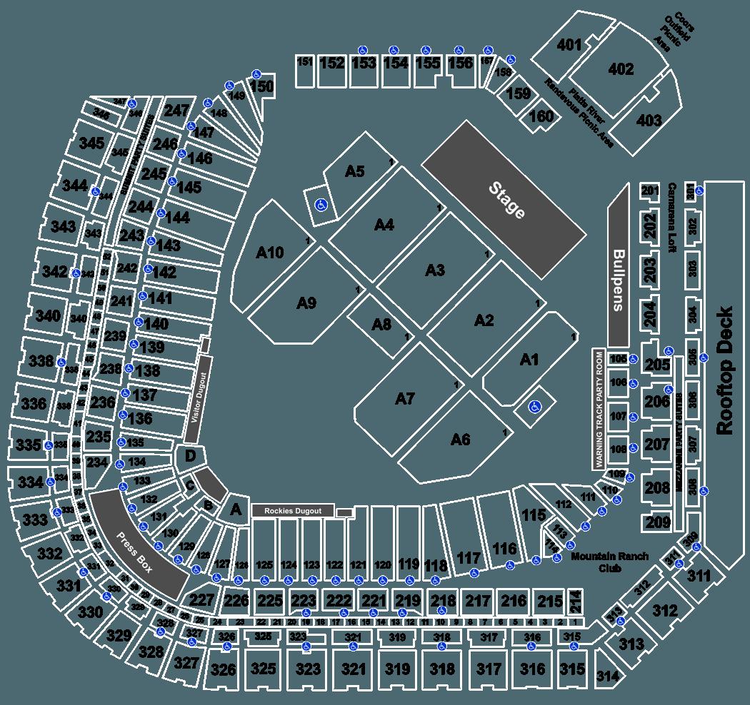 Billy Joel Denver 08082019 At Coors Field Tickets