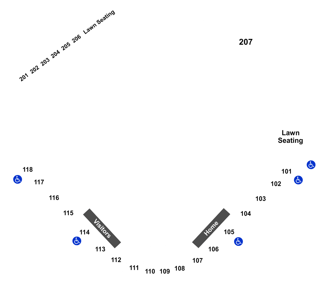 South Bend Cubs Vs Bowling Green Hot Rods Tickets At Four