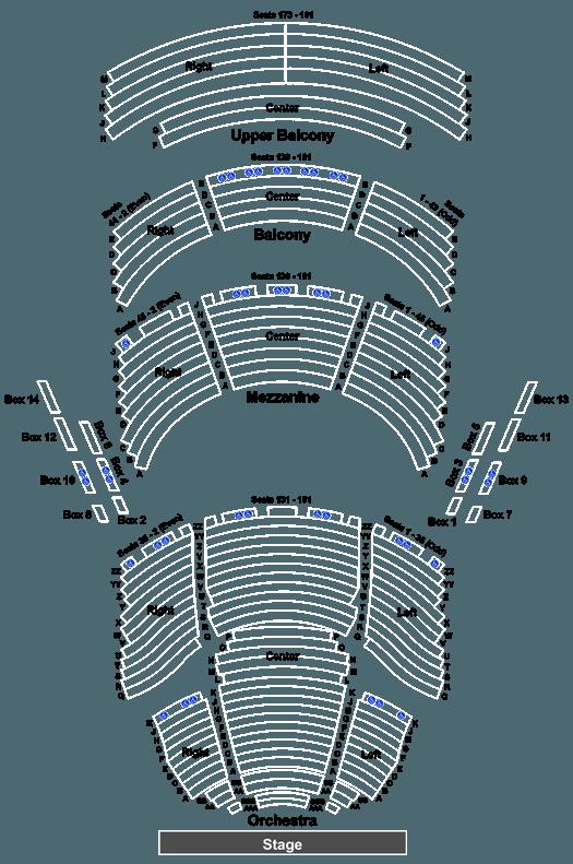 Joe Bonamassa Dr Phillips Center Walt Disney Theater 23 February
