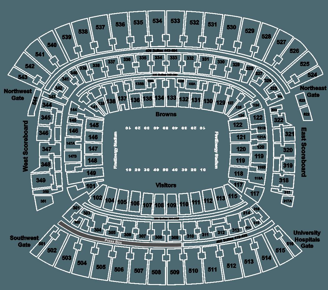 NFL Preseason: Cleveland Browns vs. Detroit Lions Tickets