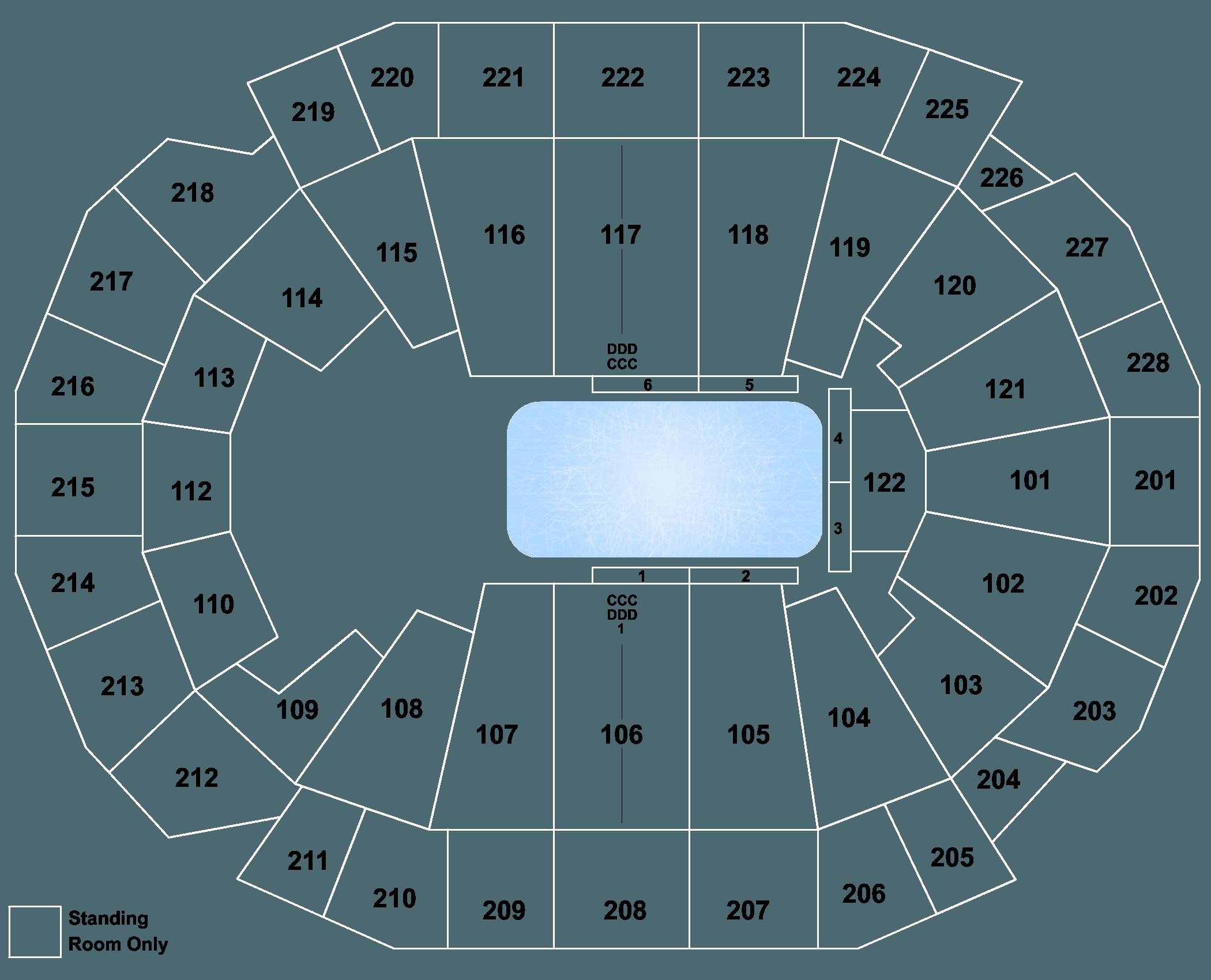 disney on ice sacramento 2020