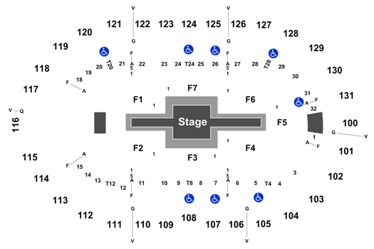 Bad Bunny Tickets At Freeman Coliseum On 11092019 Ticketiq