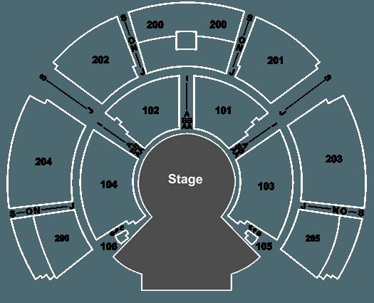 The Florida Mall Map.Cirque Du Soleil Luzia Tickets At Grand Chapiteau The Florida