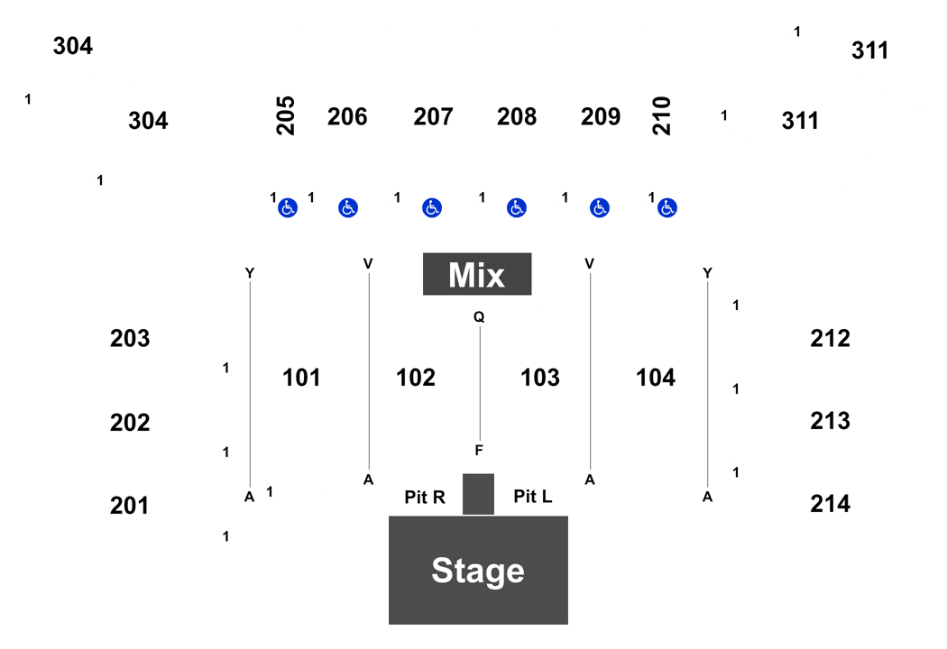 Pentatonix Tickets - Atlantic City - 6/9/2019