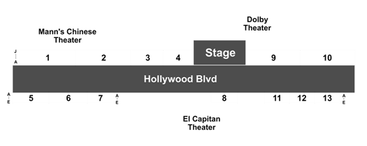 Hollywood Christmas Parade 2019.Hollywood Christmas Parade In Los Angeles Tickets 12 01 2019