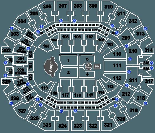 Tickets for Shawn Mendes - 8/3/2019 7:30PM - KFC Yum! Center ... on bill graham civic center, kentucky international convention center, kentucky exposition center, scottrade center,