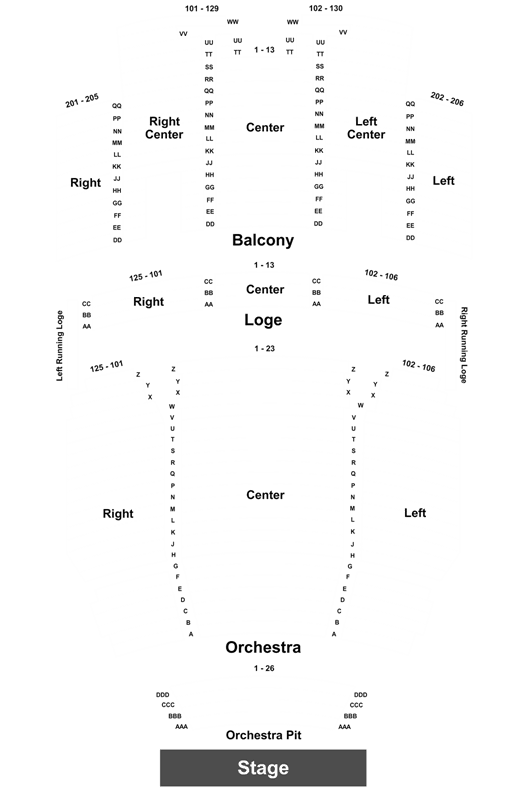 Nate Bargatze, Kingsbury Hall, 6 September 2019 on mississippi coliseum seating map, phoenix symphony hall seating map, agora theatre seating map, tower theatre seating map, club nokia seating map, kinnick stadium seating map,