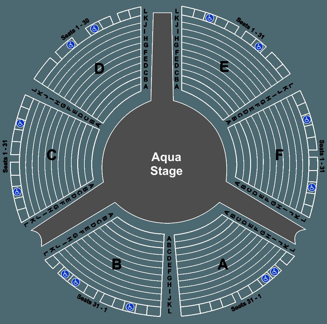 Le Reve Las Vegas Seating Chart Objektiv