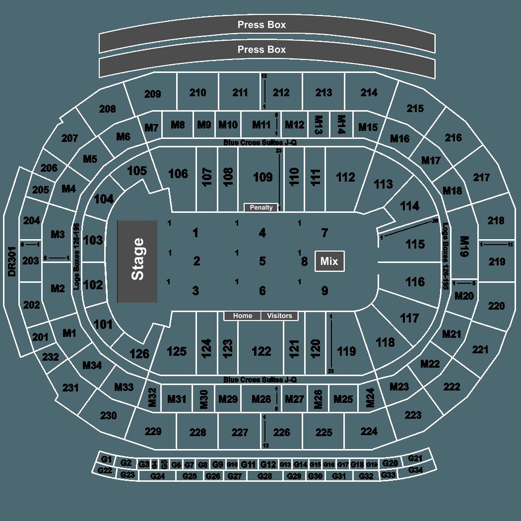 Josh Groban & Idina Menzel Detroit Tickets 11/07/2018 8:00 PM   ETC
