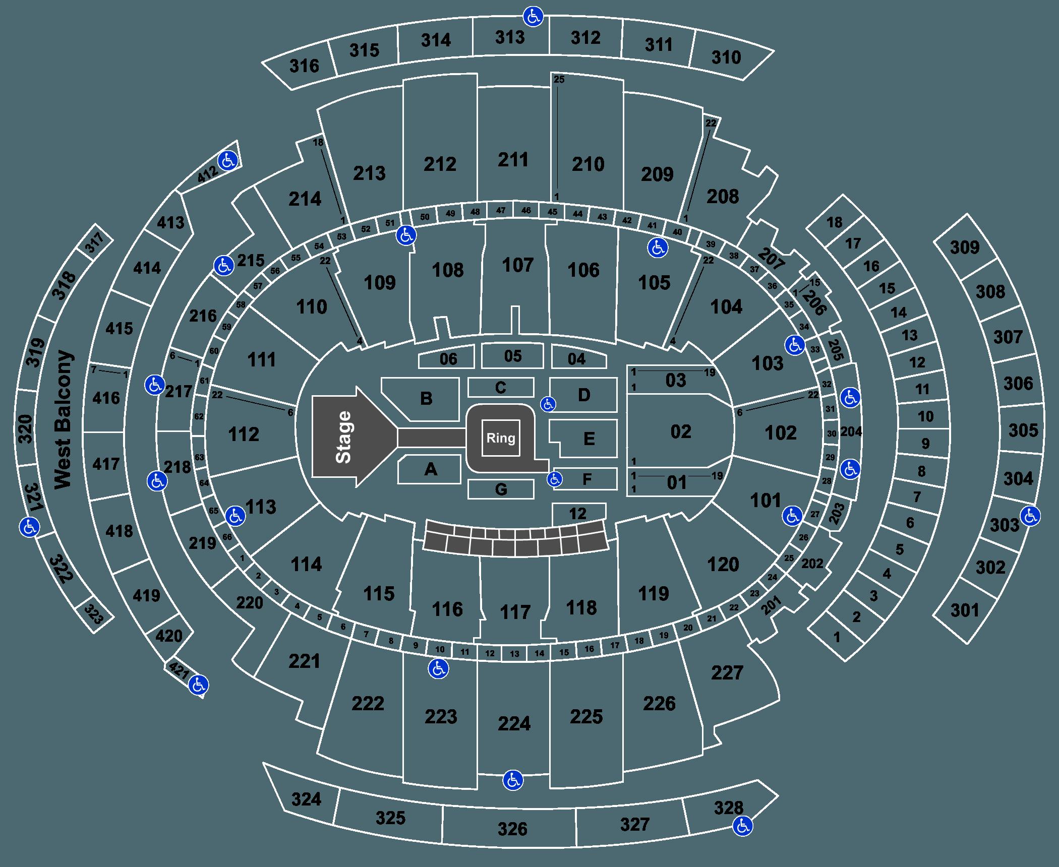 Madison Square Garden Logo Svg