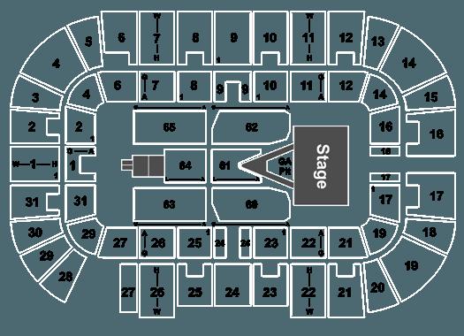 Aerosmith Tickets At Massmutual Center In Springfield Massachusetts