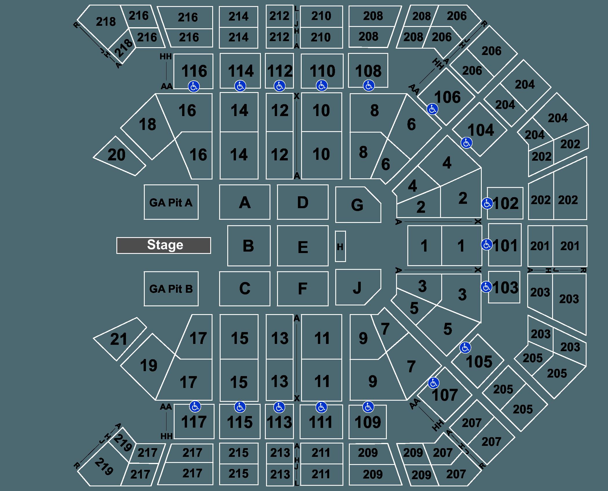 Post Malone Tickets Mgm Grand Garden Arena 3 14 2070 Tba