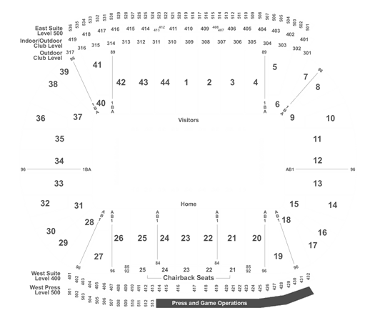 ee2a8fd52df Michigan Wolverines vs. Ohio State Buckeyes Tickets at Michigan ...