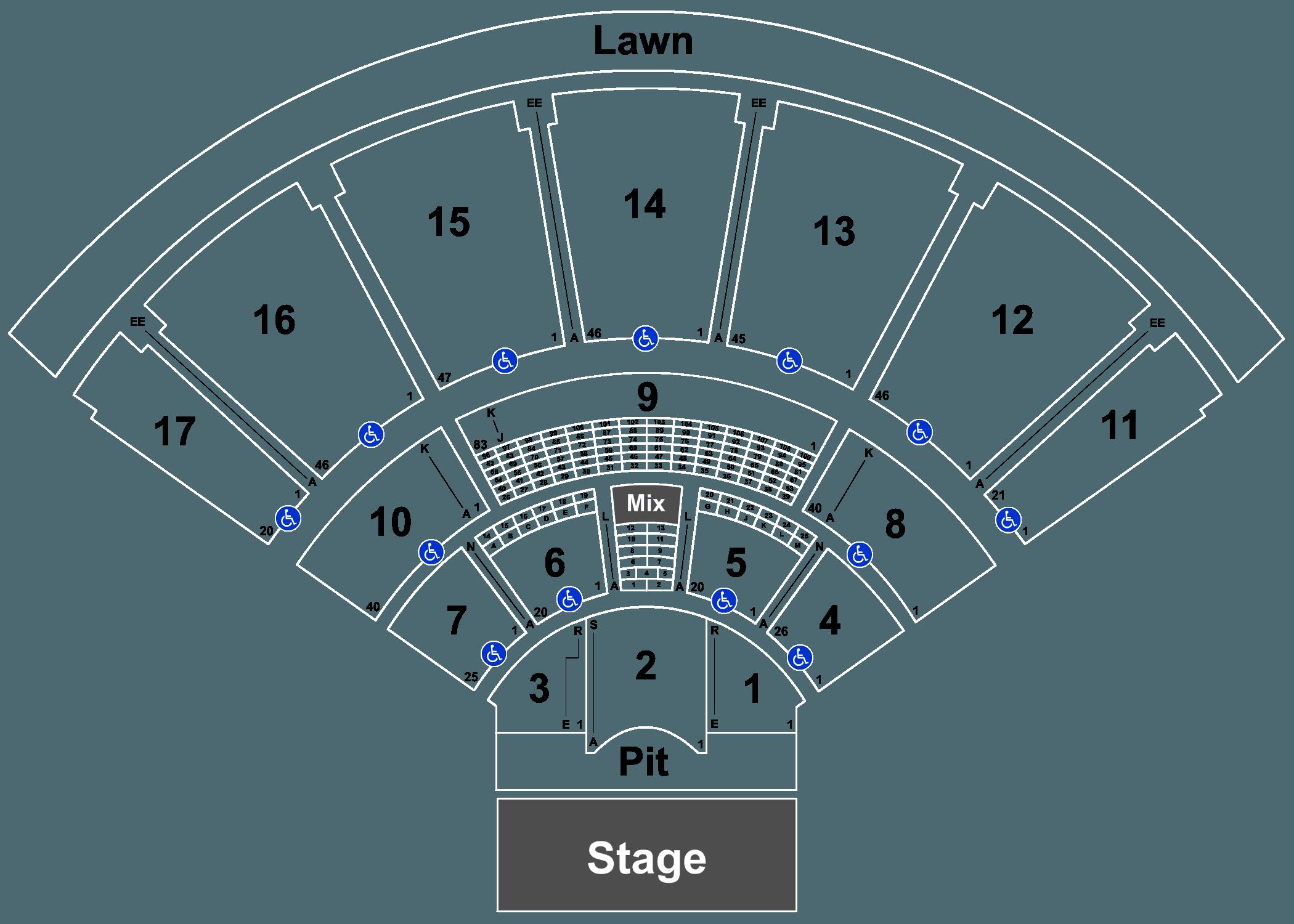 Pentatonix Tickets MidFlorida Credit Union Amphitheatre At The Florida State Fairgrounds 08 09 2018 20 00 00 000