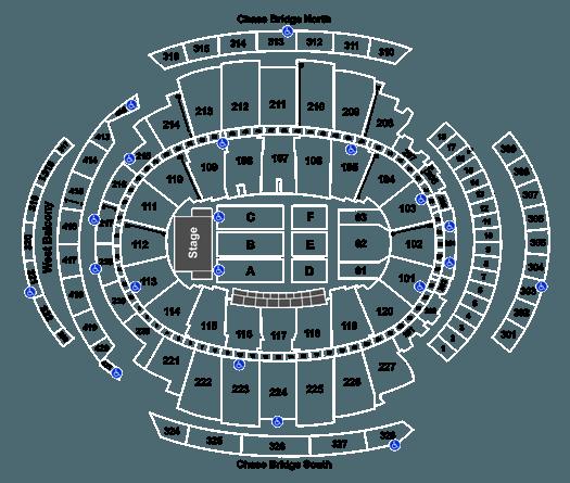 J. Cole, Young Thug, Jaden Smith U0026 EarthGang, Madison Square Garden, 1  October