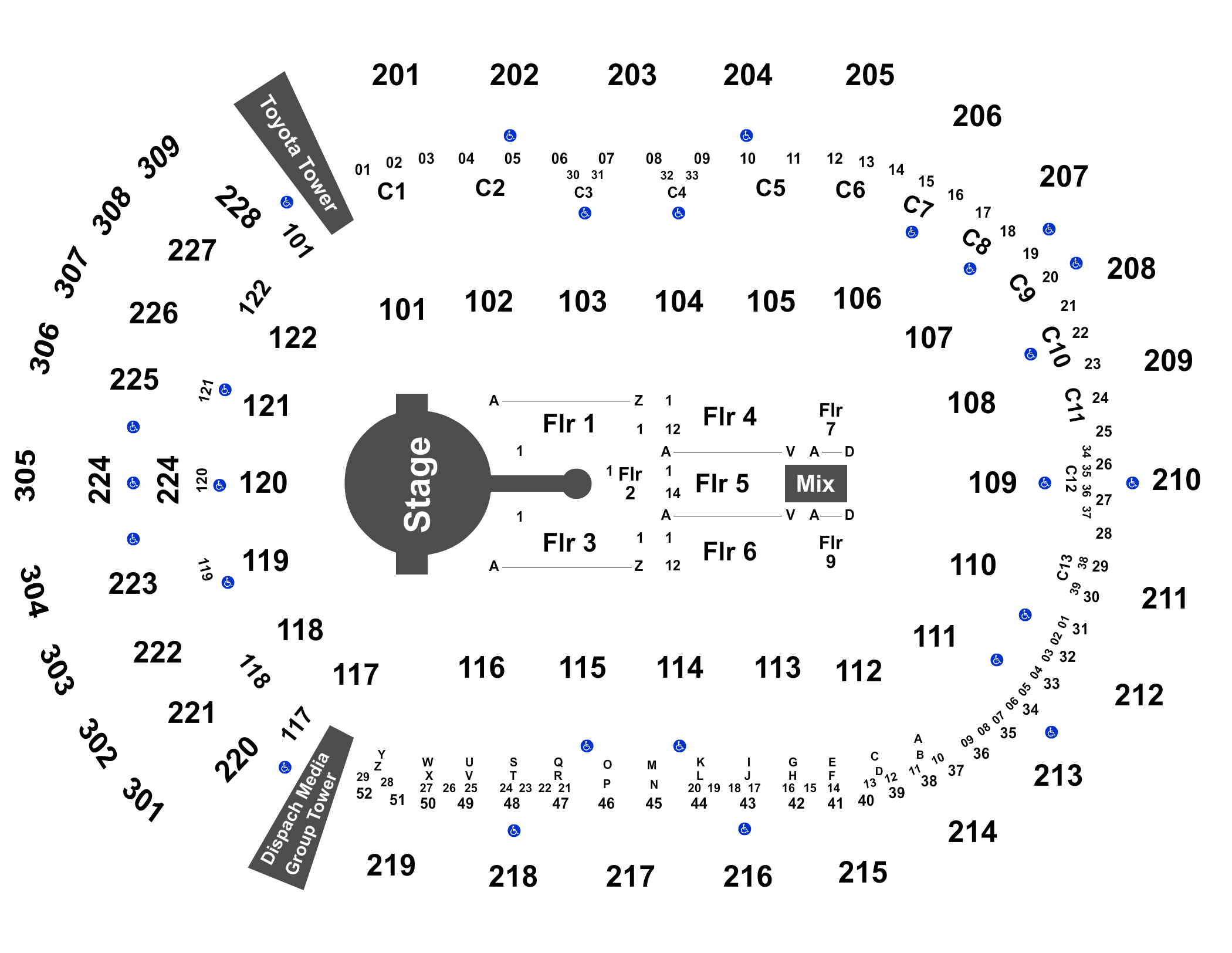 Brett eldredge nationwide arena tickets columbus 3 15 2018 full map kristyandbryce Image collections