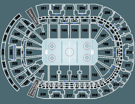 Columbus Blue Jackets vs. Philadelphia Flyers Tickets at