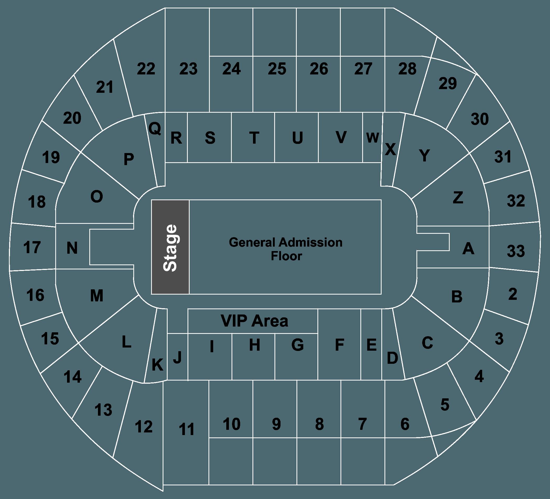 Arctic Monkeys Pacific Coliseum 25 October