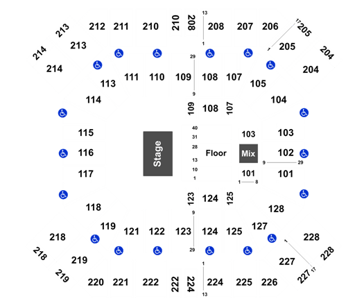 Jersey Boys Tickets Tue Jan 12 2021 7 30 Pm At Pan American Center Las Cruces Nm