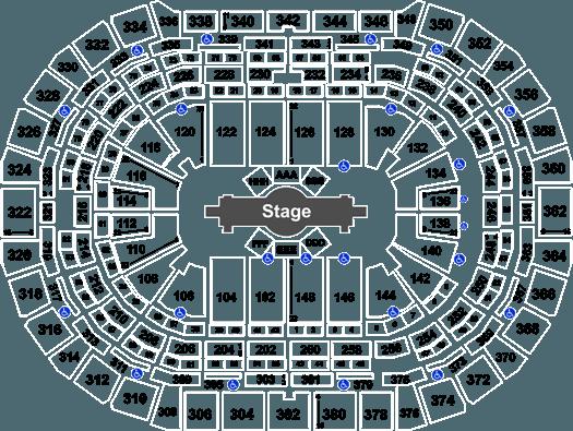 Cirque Du Soleil Corteo At Pepsi Center Denver On 8222019 7