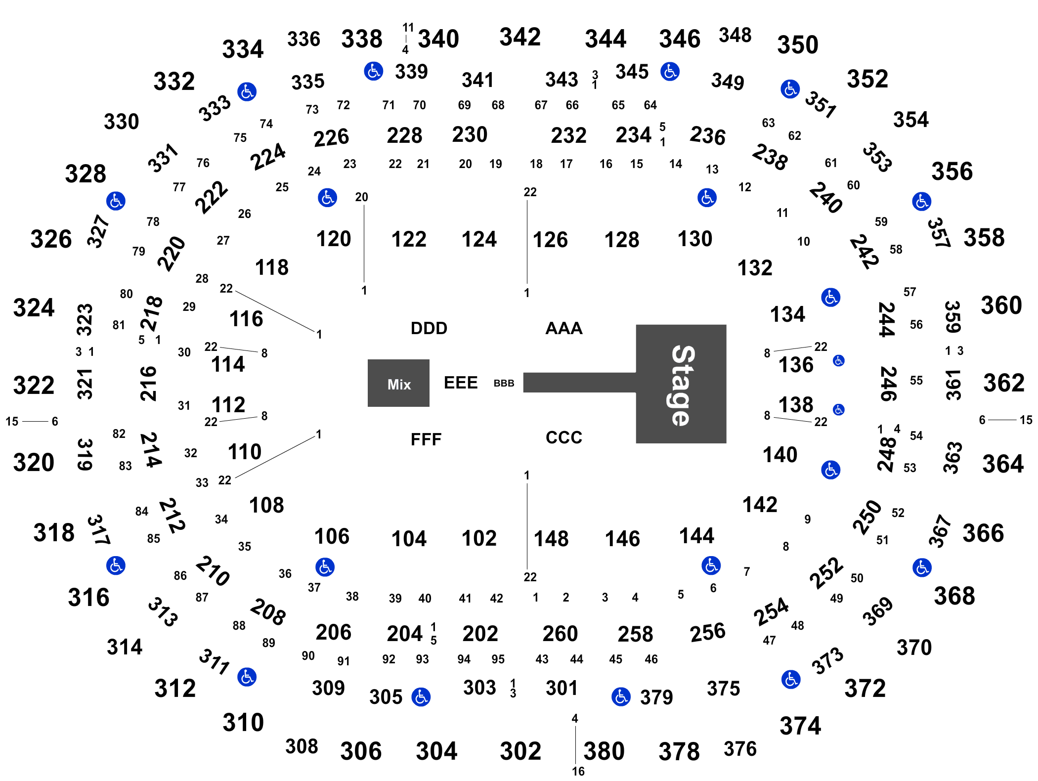 Maroon 5 Meghan Trainor Tickets At Pepsi Center Denver Tickets For Less