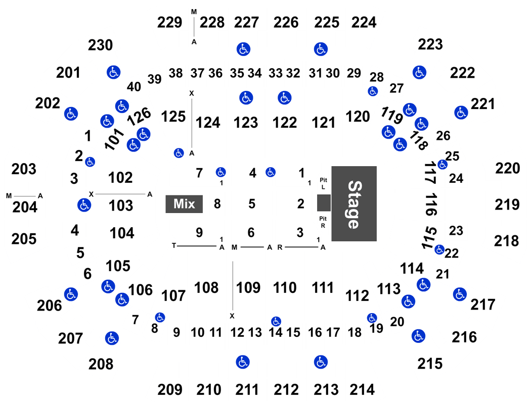 Pentatonix Tickets - Fresno (Save Mart Center) - 5/14/2019