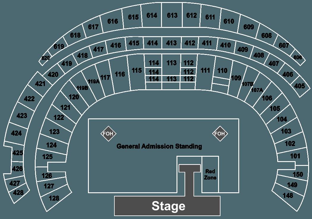 U2 Konzertkarten 2019 Anti Feixista