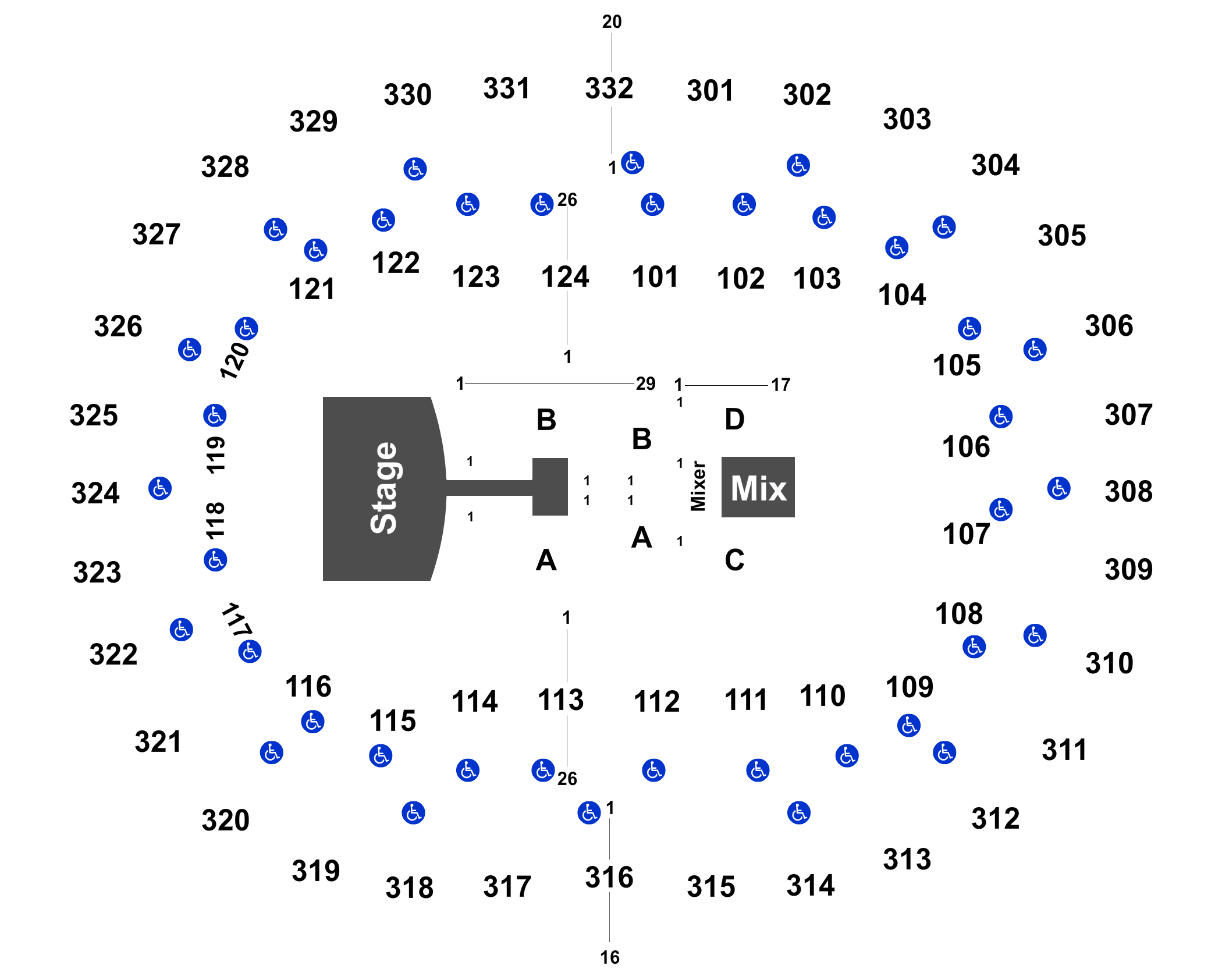 Queen & Adam Lambert Tickets at Smoothie King Center Tue ... on elvis presley map, austin mahone map, ronald reagan map, michael jackson map,