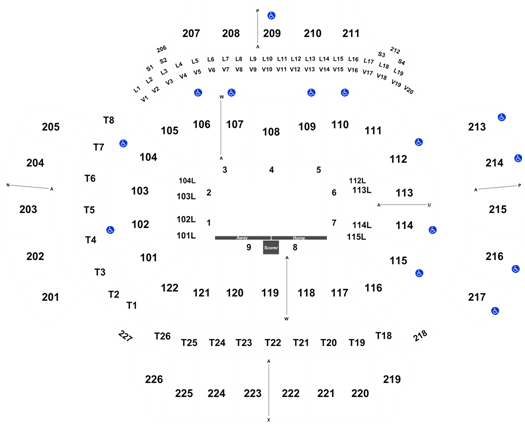 Atlanta Indiana Map.Atlanta Hawks Vs Indiana Pacers Tickets At State Farm Arena Ga On