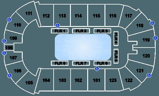 Disney On Ice: Road Trip Adventures Tickets at Payne Arena ... on cast disney map, disney princess map, disney frozen map, pink map, disney dumbo map,