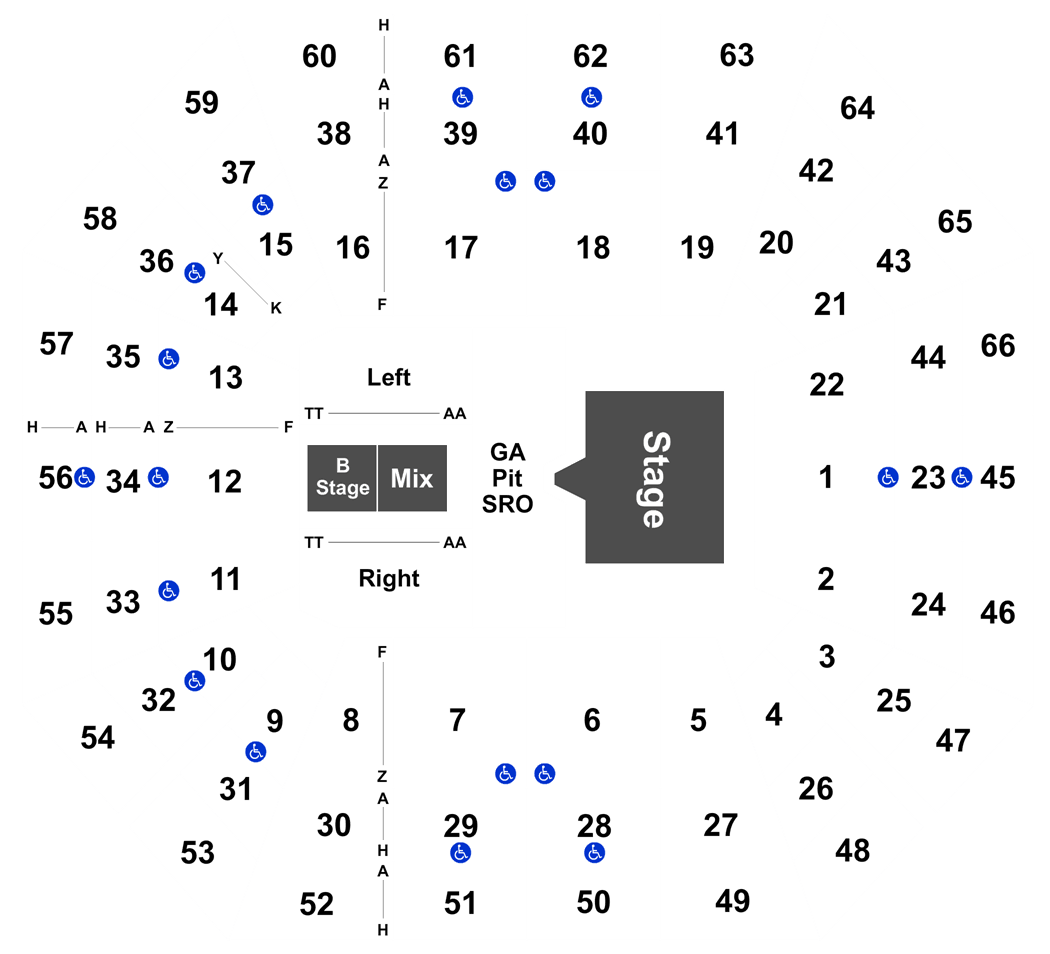 Keith Urban With Kelsea Ballerini Taco Bell Arena 09 28 2018 | TicketIQ