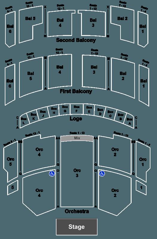 The Hu Band Taft Theatre Tickets Nov 21st 2019
