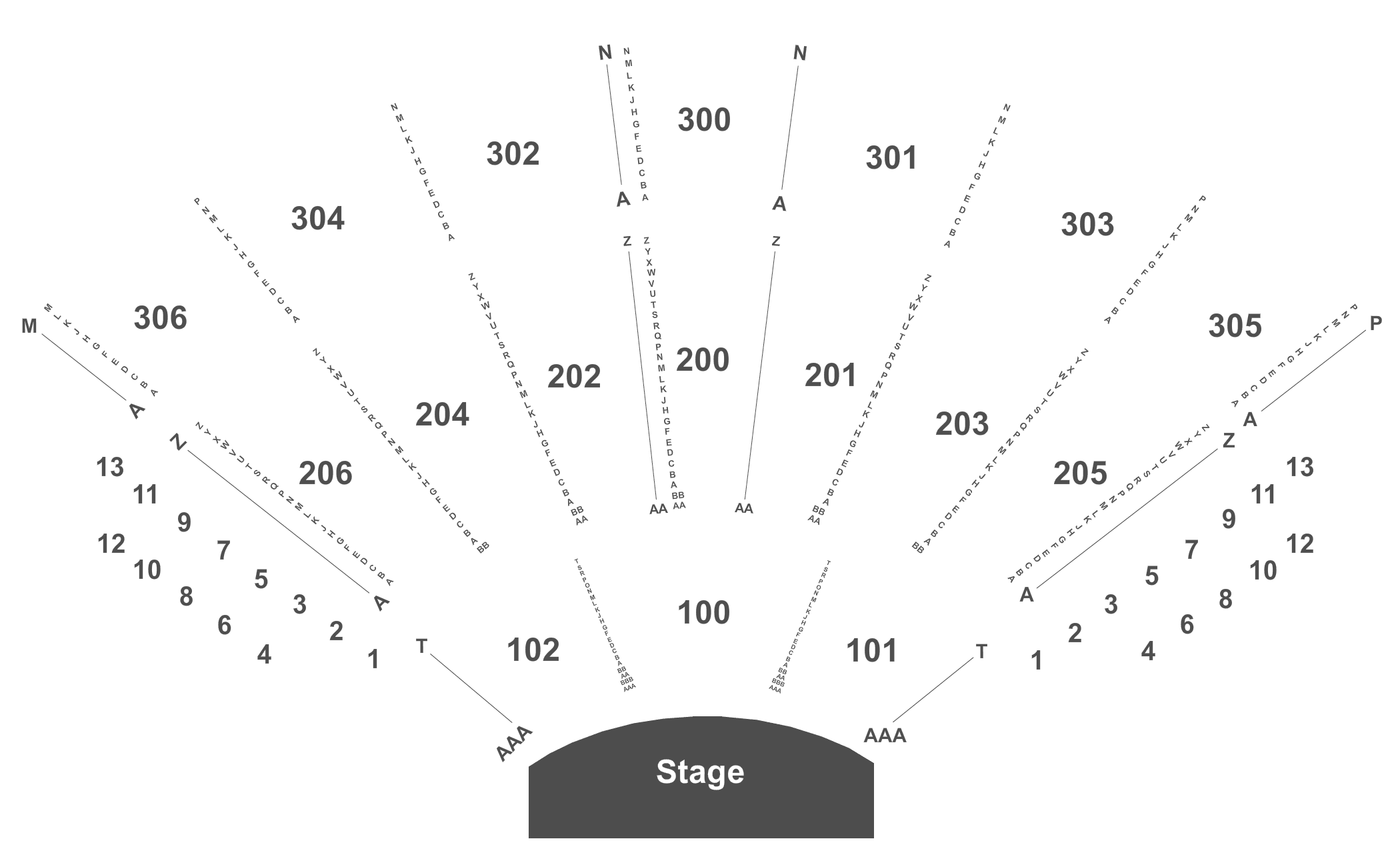 Theater At Madison Square Garden Seating Plan Garden Ftempo