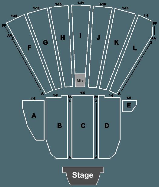 Jim Gaffigan Tickets Toledo Zoo Amphitheatre Cheaptickets