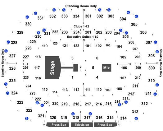 Queen & Adam Lambert Chicago Concert Tickets - United Center ... on elvis presley map, austin mahone map, ronald reagan map, michael jackson map,
