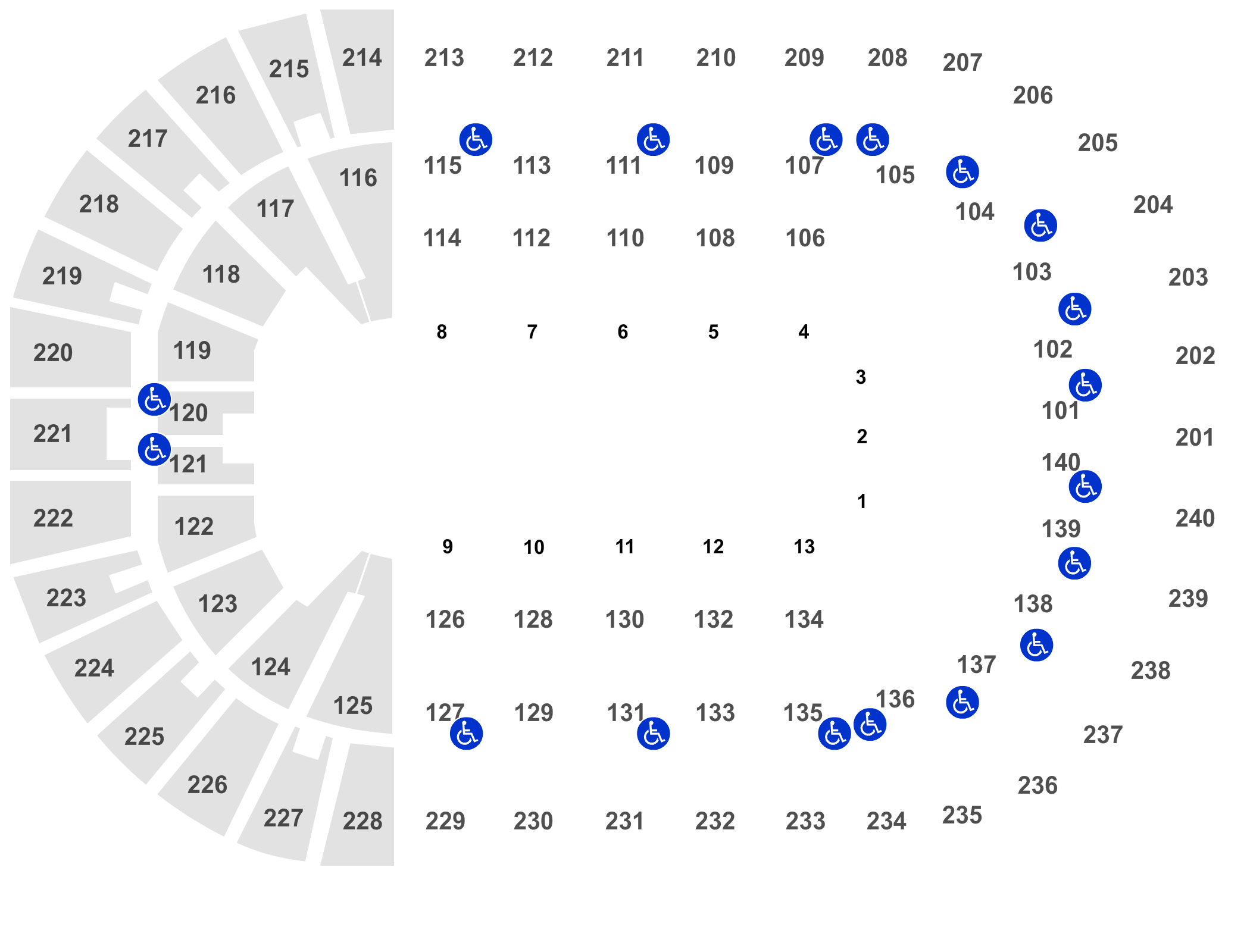 Disney On Ice Reach For The Stars Tickets US Bank Arena - Us bank arena cincinnati map