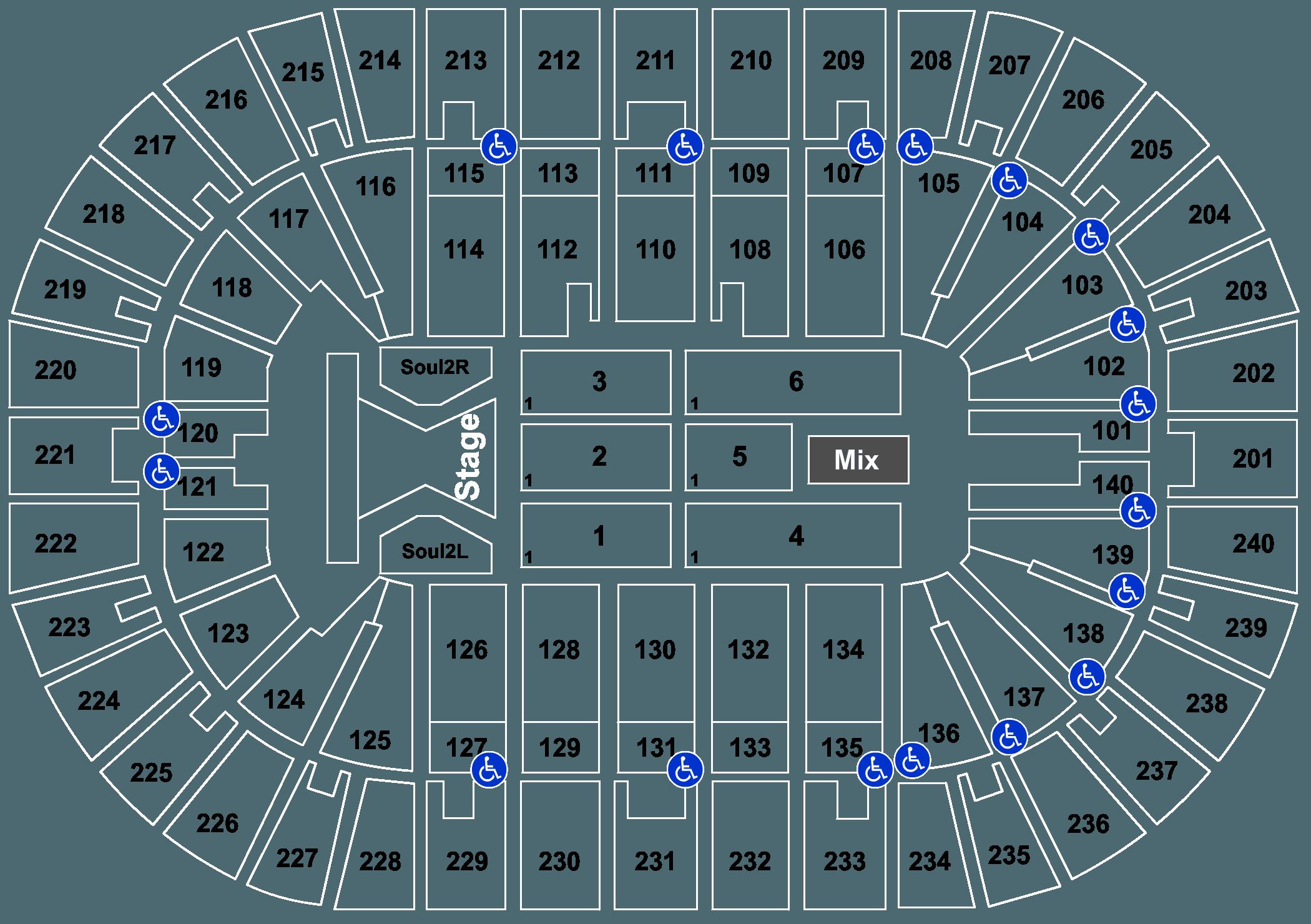 Tim Mcgraw Cincinnati Tickets Official Ticket Tickets Website - Us bank arena cincinnati map